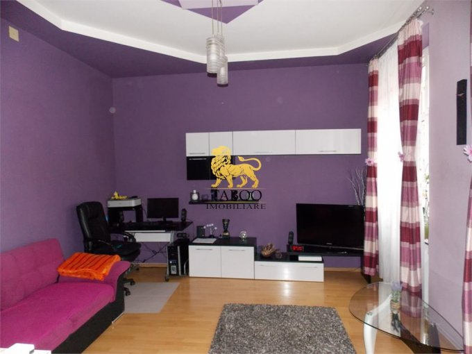 Apartament vanzare Sibiu 2 camere, suprafata utila 60 mp, 1 grup sanitar. 80.000 euro. La Parter / 1. Apartament Sibiu