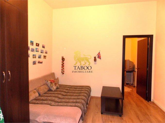 inchiriere Apartament Sibiu cu 2 camere, cu 1 grup sanitar, suprafata utila 50 mp. Pret: 300 euro.