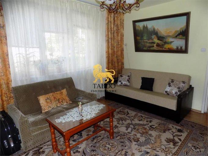 Apartament vanzare cu 2 camere, la Parter / 5, 1 grup sanitar, cu suprafata de 38 mp. Sibiu.
