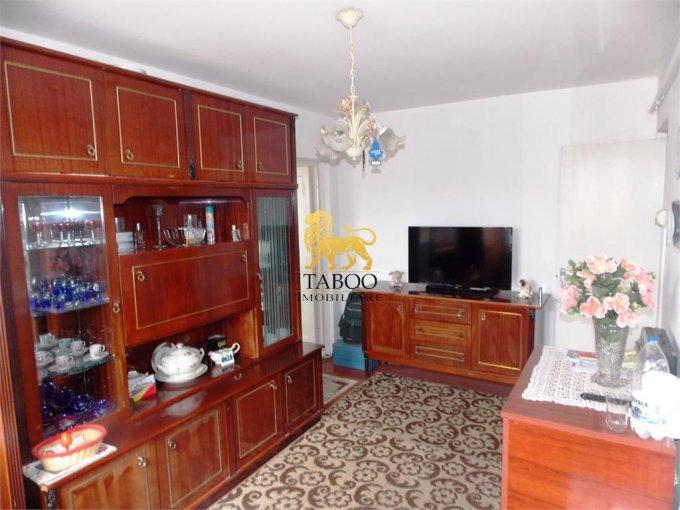 Apartament vanzare Tiglari cu 2 camere, etajul 3 / 4, 1 grup sanitar, cu suprafata de 32 mp. Sibiu, zona Tiglari.