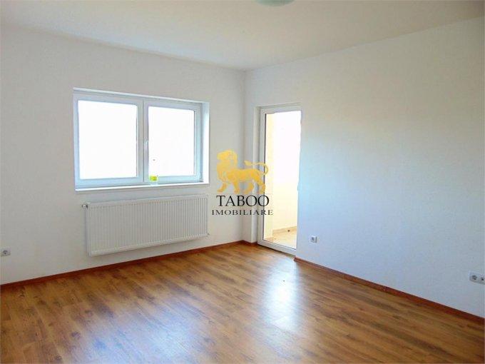 vanzare Apartament Sibiu cu 2 camere, cu 1 grup sanitar, suprafata utila 42 mp. Pret: 27.000 euro.