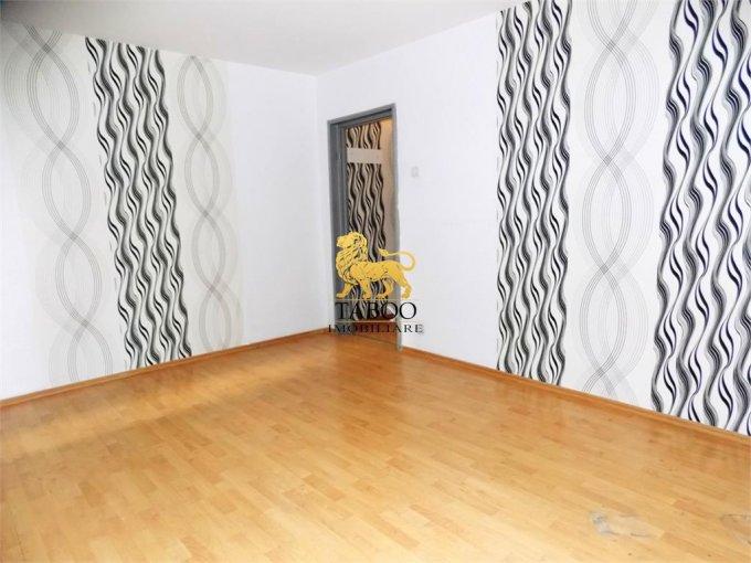 vanzare Apartament Sibiu cu 2 camere, cu 1 grup sanitar, suprafata utila 40 mp. Pret: 41.500 euro.