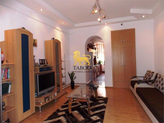 vanzare Apartament Sibiu cu 2 camere, cu 1 grup sanitar, suprafata utila 67 mp. Pret: 72.000 euro.
