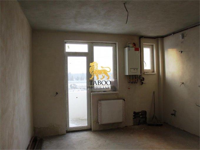 Apartament de vanzare in Sibiu cu 2 camere, cu 1 grup sanitar, suprafata utila 43 mp. Pret: 27.500 euro.