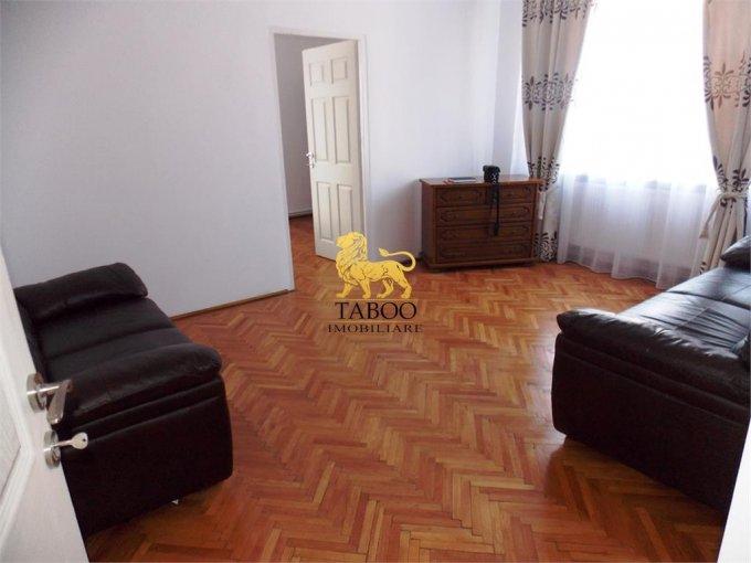 inchiriere Apartament Sibiu cu 2 camere, cu 1 grup sanitar, suprafata utila 42 mp. Pret: 300 euro.