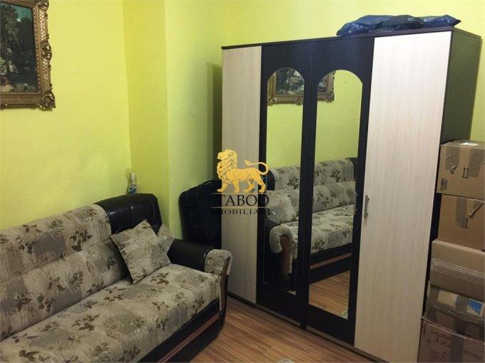 vanzare Apartament Sibiu cu 2 camere, cu 1 grup sanitar, suprafata utila 40 mp. Pret: 31.500 euro.