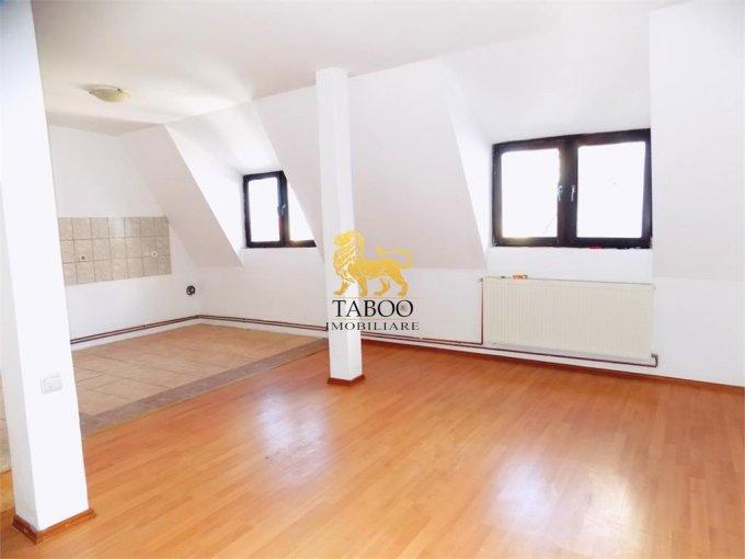Apartament vanzare Sibiu 2 camere, suprafata utila 46 mp, 1 grup sanitar. 28.000 euro. Etajul 5 / 5. Apartament Vasile Aaron Sibiu