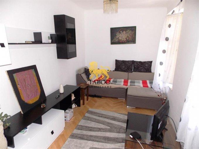Apartament vanzare Sibiu 2 camere, suprafata utila 49 mp, 1 grup sanitar. 44.000 euro. Etajul 1 / 1. Apartament Sibiu