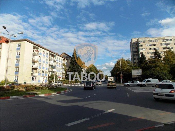 Apartament de vanzare in Sibiu cu 2 camere, cu 1 grup sanitar, suprafata utila 45 mp. Pret: 49.900 euro.