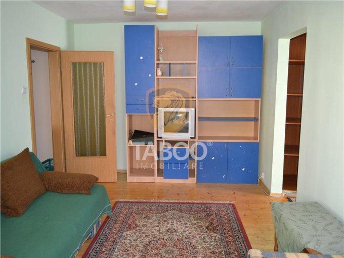 vanzare Apartament Sibiu cu 2 camere, cu 1 grup sanitar, suprafata utila 52 mp. Pret: 47.000 euro.