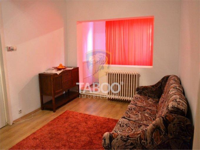 Apartament vanzare Sibiu 2 camere, suprafata utila 52 mp, 1 grup sanitar. 46.000 euro. La Parter / 4. Apartament Vasile Milea Sibiu