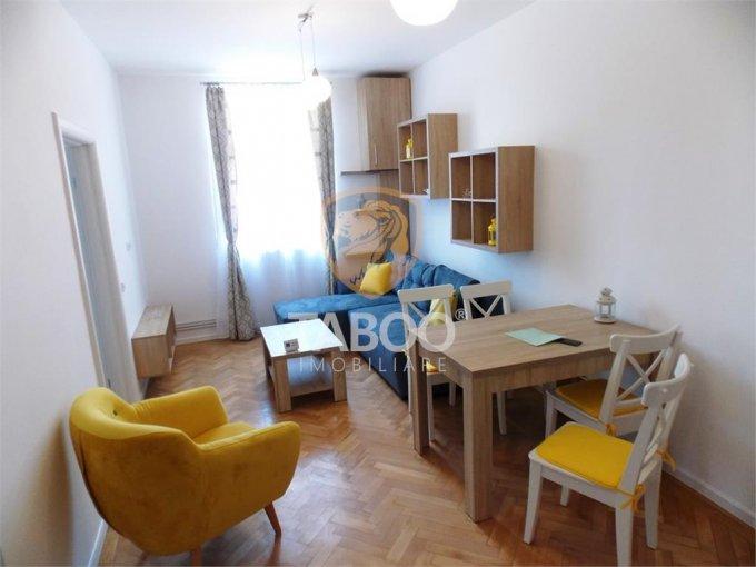 vanzare Apartament Sibiu cu 2 camere, cu 1 grup sanitar, suprafata utila 50 mp. Pret: 62.000 euro.