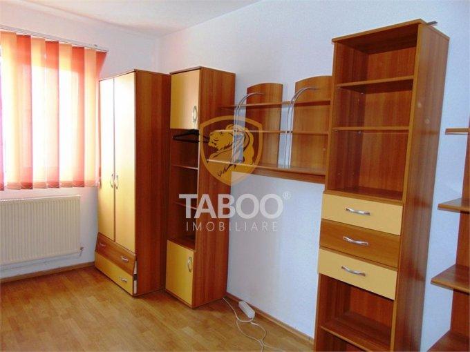 Apartament vanzare Ciresica cu 2 camere, etajul 4 / 4, 1 grup sanitar, cu suprafata de 38 mp. Sibiu, zona Ciresica.