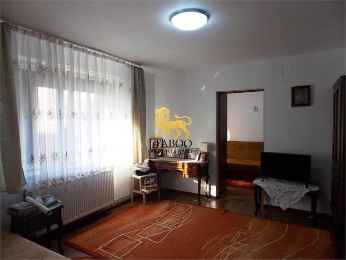 Apartament vanzare Sibiu 2 camere, suprafata utila 36 mp, 1 grup sanitar. 34.000 euro. La Parter / 4. Apartament Cedonia Sibiu