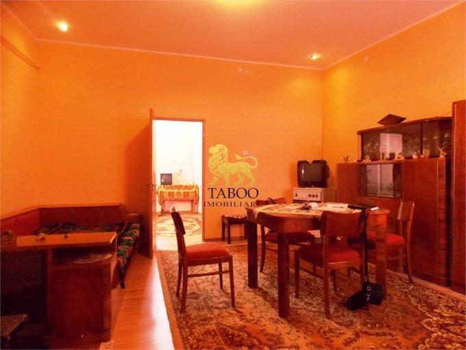 vanzare Apartament Sibiu cu 2 camere, cu 1 grup sanitar, suprafata utila 62 mp. Pret: 65.000 euro.
