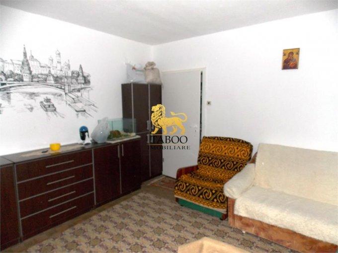 Apartament vanzare Cedonia cu 2 camere, la Parter / 5, 1 grup sanitar, cu suprafata de 37 mp. Sibiu, zona Cedonia.