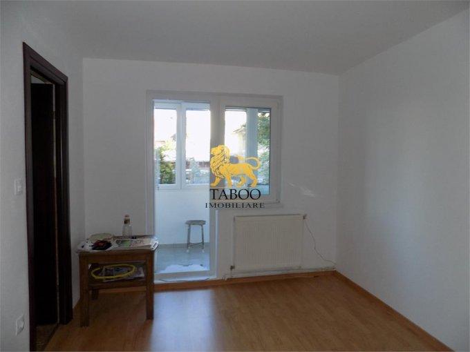 vanzare Apartament Sibiu cu 2 camere, cu 1 grup sanitar, suprafata utila 31 mp. Pret: 26.500 euro.