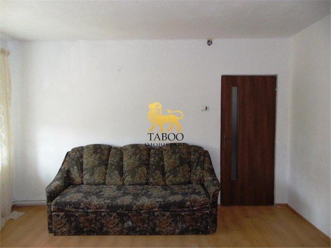 vanzare Apartament Sibiu cu 2 camere, cu 1 grup sanitar, suprafata utila 35 mp. Pret: 29.900 euro.