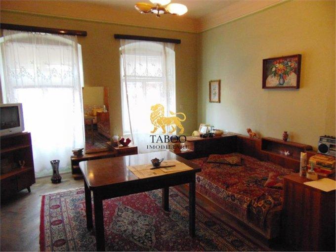 vanzare Apartament Sibiu cu 2 camere, cu 1 grup sanitar, suprafata utila 81 mp. Pret: 110.000 euro.