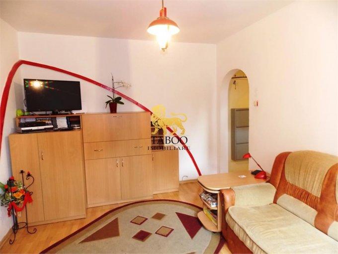 vanzare Apartament Sibiu cu 2 camere, cu 1 grup sanitar, suprafata utila 36 mp. Pret: 32.990 euro.