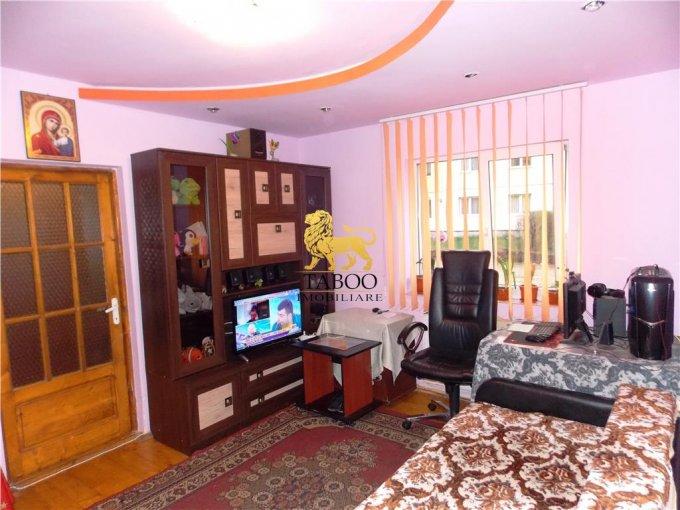 Apartament de vanzare direct de la agentie imobiliara, in Sibiu, in zona Cedonia, cu 30.990 euro. 1 grup sanitar, suprafata utila 35 mp.
