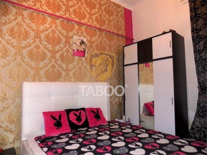 vanzare Apartament Sibiu cu 2 camere, cu 1 grup sanitar, suprafata utila 45 mp. Pret: 36.000 euro.