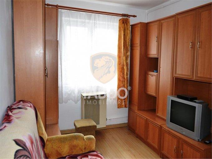 Apartament vanzare Sibiu 2 camere, suprafata utila 40 mp, 1 grup sanitar. 28.000 euro. La Parter / 4. Apartament Tiglari Sibiu