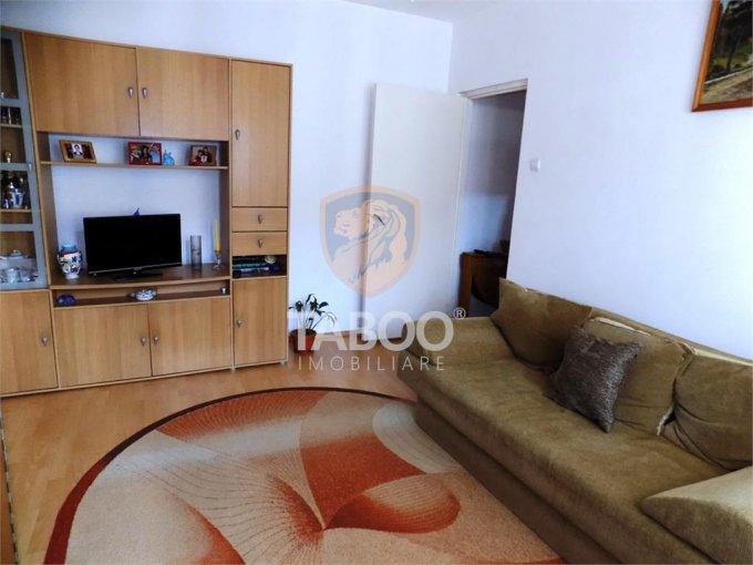 Apartament vanzare Sibiu 2 camere, suprafata utila 36 mp, 1 grup sanitar. 39.000 euro. Etajul 4 / 4. Apartament Cedonia Sibiu