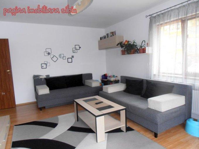 vanzare Apartament Sibiu cu 2 camere, cu 1 grup sanitar, suprafata utila 60 mp. Pret: 43.000 euro.