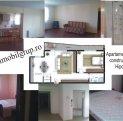 vanzare apartament decomandat, zona Hipodrom 3, orasul Sibiu, suprafata utila 56 mp