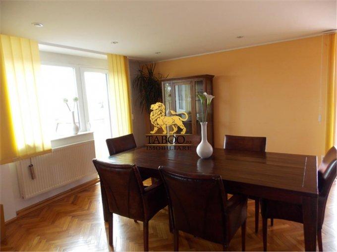 Sibiu, zona Stefan cel Mare, apartament cu 3 camere de vanzare