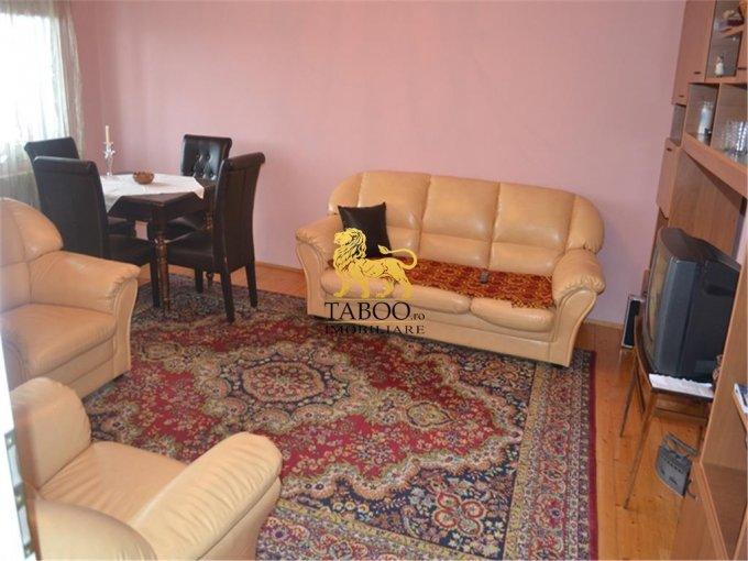 vanzare apartament decomandat, zona Turnisor, orasul Sibiu, suprafata utila 60 mp