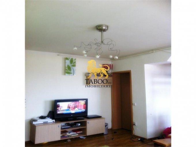 vanzare apartament cu 3 camere, decomandat, in zona Mihai Viteazu, orasul Sibiu