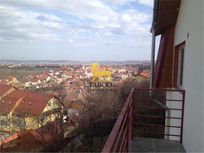 Sibiu, zona Tilisca, apartament cu 3 camere de vanzare