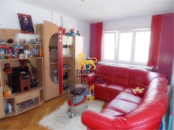 vanzare apartament decomandat, zona Vasile Aaron, orasul Sibiu, suprafata utila 71 mp