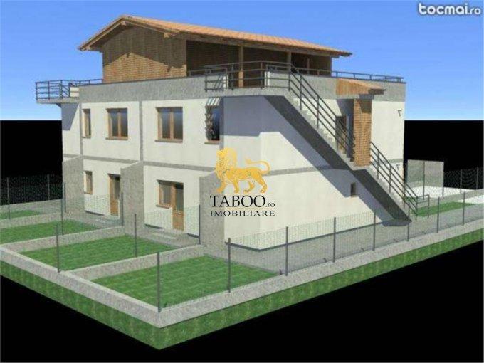 vanzare apartament cu 3 camere, decomandat, in zona Calea Cisnadiei, orasul Sibiu