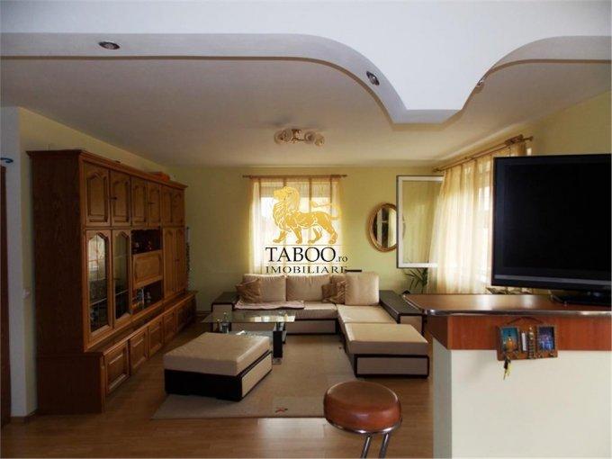 Apartament vanzare Sibiu 3 camere, suprafata utila 85 mp, 1 grup sanitar. 60.000 euro. La Parter / 4. Apartament Turnisor Sibiu