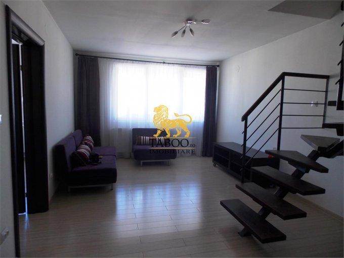 vanzare Apartament Sibiu cu 3 camere, cu 2 grupuri sanitare, suprafata utila 96 mp. Pret: 45.000 euro.