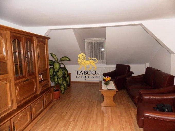 inchiriere Apartament Sibiu cu 3 camere, cu 2 grupuri sanitare, suprafata utila 95 mp. Pret: 340 euro.