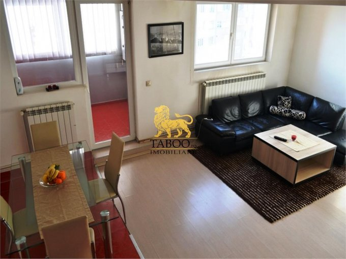 Apartament de vanzare in Sibiu cu 3 camere, cu 1 grup sanitar, suprafata utila 115 mp. Pret: 61.000 euro.