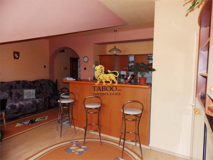 Apartament vanzare Tilisca cu 3 camere, etajul 2 / 3, 1 grup sanitar, cu suprafata de 70 mp. Sibiu, zona Tilisca.