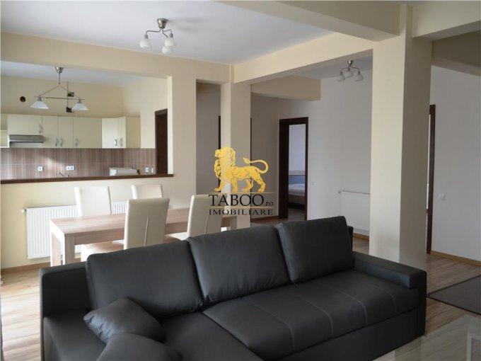Apartament vanzare Sibiu 3 camere, suprafata utila 116 mp, 2 grupuri sanitare. 90.000 euro. Etajul 2 / 3. Apartament Turnisor Sibiu