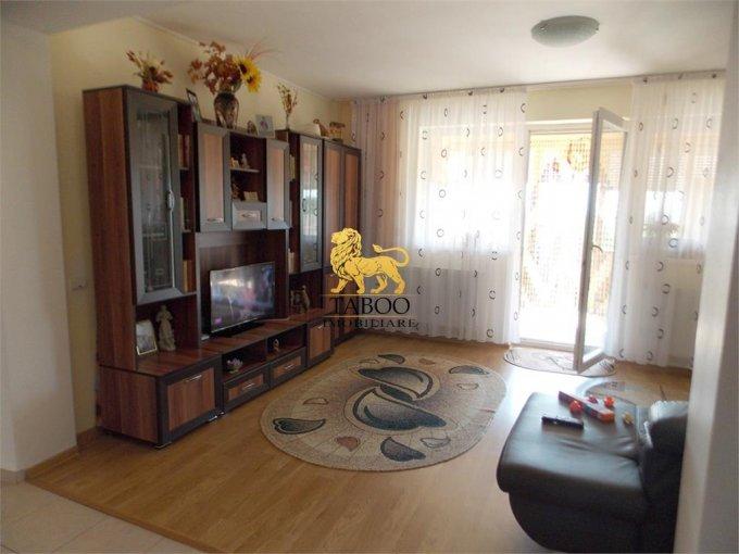 Apartament vanzare Gusterita cu 3 camere, la Parter / 1, 2 grupuri sanitare, cu suprafata de 70 mp. Sibiu, zona Gusterita.