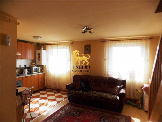 Apartament vanzare Gara cu 3 camere, etajul Mansarda / 5, 1 grup sanitar, cu suprafata de 75 mp. Sibiu, zona Gara.