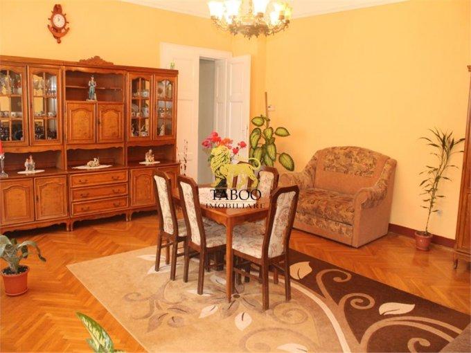 Apartament de vanzare direct de la agentie imobiliara, in Sibiu, cu 88.500 euro. 1 grup sanitar, suprafata utila 100 mp.