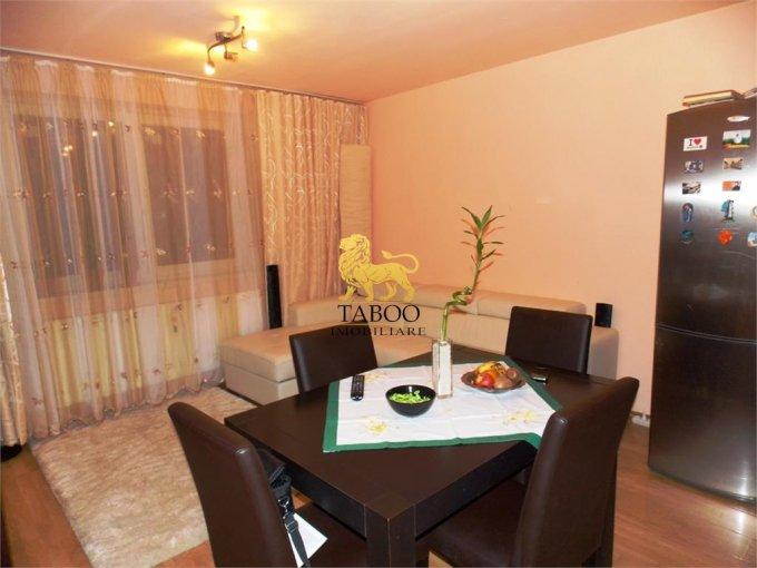 Apartament vanzare Calea Poplacii cu 3 camere, la Parter / 3, 1 grup sanitar, cu suprafata de 58 mp. Sibiu, zona Calea Poplacii.
