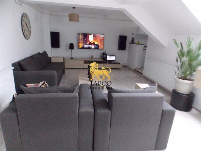 vanzare Apartament Sibiu cu 3 camere, cu 1 grup sanitar, suprafata utila 55 mp. Pret: 42.000 euro.