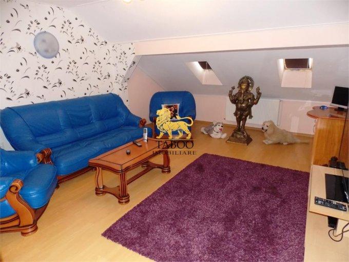 Apartament vanzare Sibiu 3 camere, suprafata utila 92 mp, 1 grup sanitar. 49.000 euro. Etajul Mansarda / 5. Apartament Tilisca Sibiu