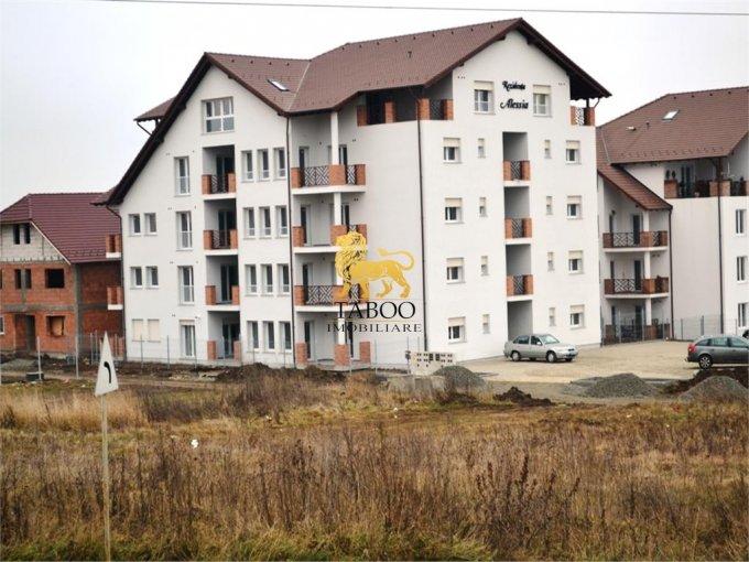 Apartament de vanzare in Sibiu cu 3 camere, cu 1 grup sanitar, suprafata utila 87 mp. Pret: 63.000 euro.