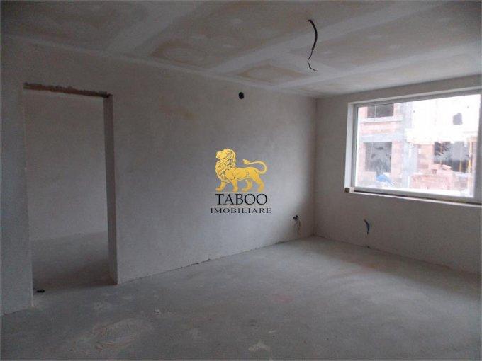 Apartament de vanzare direct de la agentie imobiliara, in Selimbar, cu 52.000 euro. 2 grupuri sanitare, suprafata utila 83 mp.